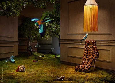 , Christian Louboutin Contes d'Hiver 2010 2011