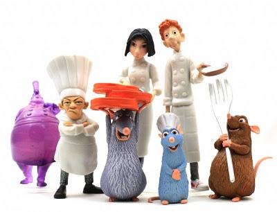 """, La Cuisine de """"Ratatouille"""""""