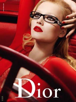 ff50f77b6f55d653f5b6fd28fdbc384d Lunettes Dior : Pub avec Toni Garrn Une Egerie Glam